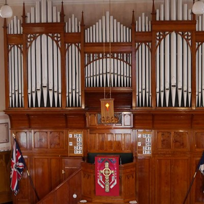 Dreghorn Church Pipe Organ